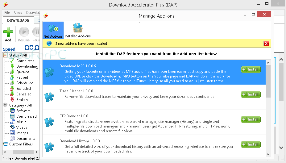 Download dap accelerator plus latest version