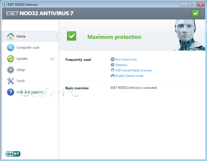 Eset Nod32 Antivirus Free Download Setup Web For Pc
